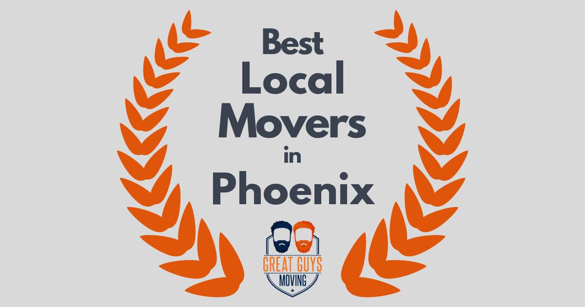 Best Local Movers in Phoenix, AZ