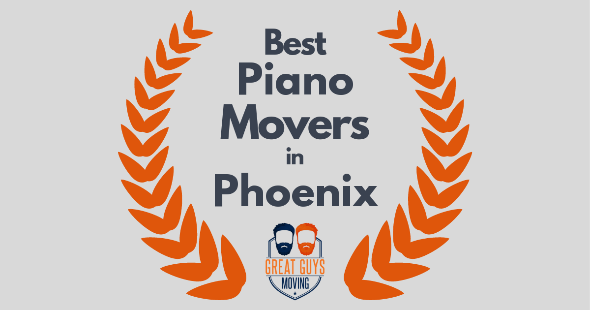 Best Piano Movers in Phoenix, AZ
