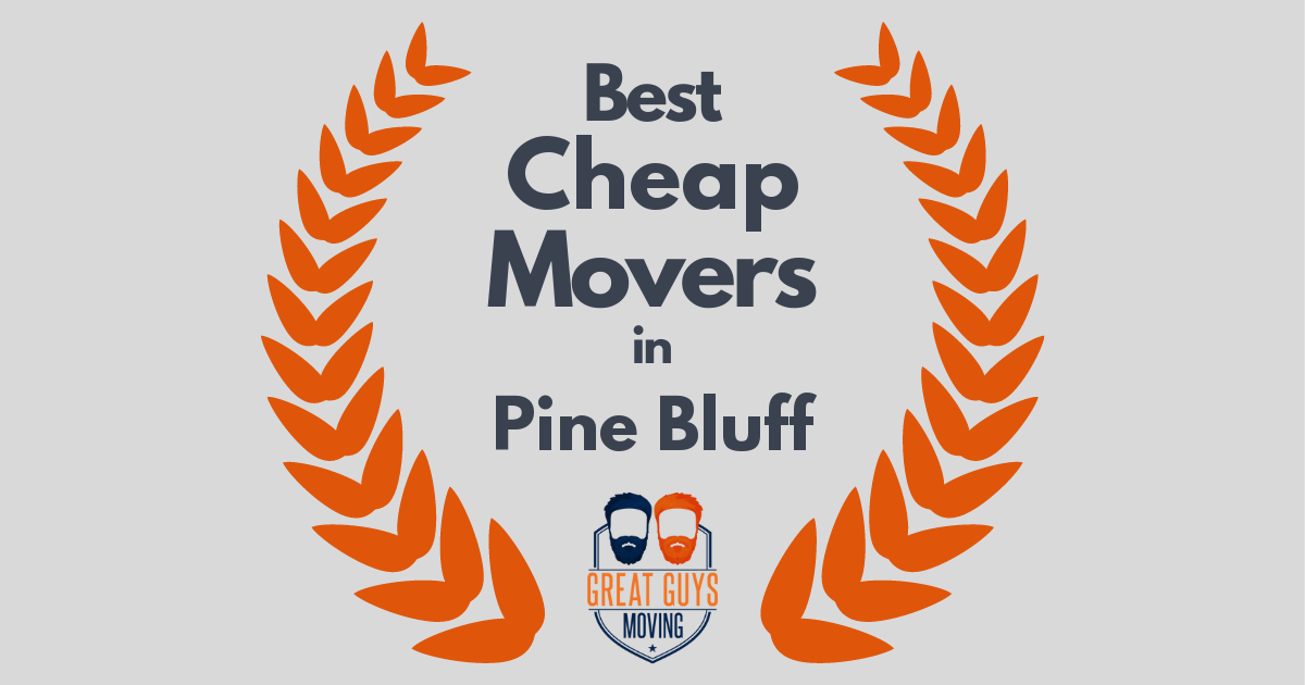 Best Cheap Movers in Pine Bluff, AR