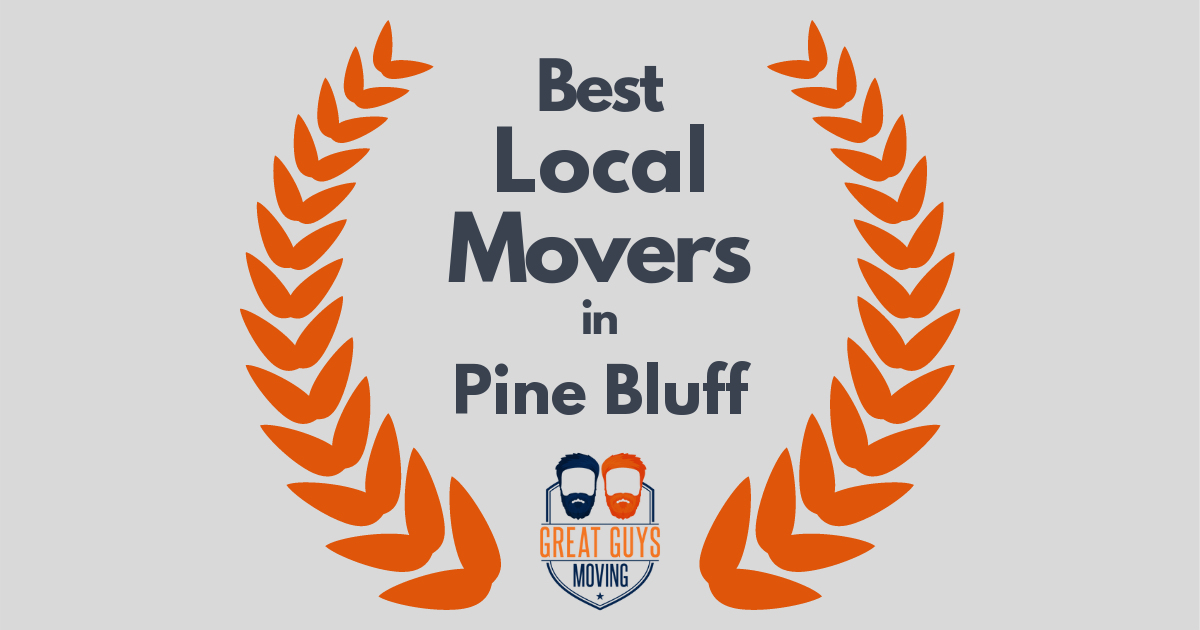Best Local Movers in Pine Bluff, AR