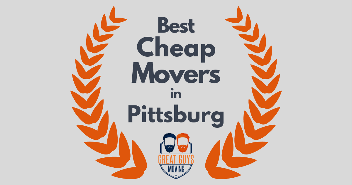 Best Cheap Movers in Pittsburg, CA
