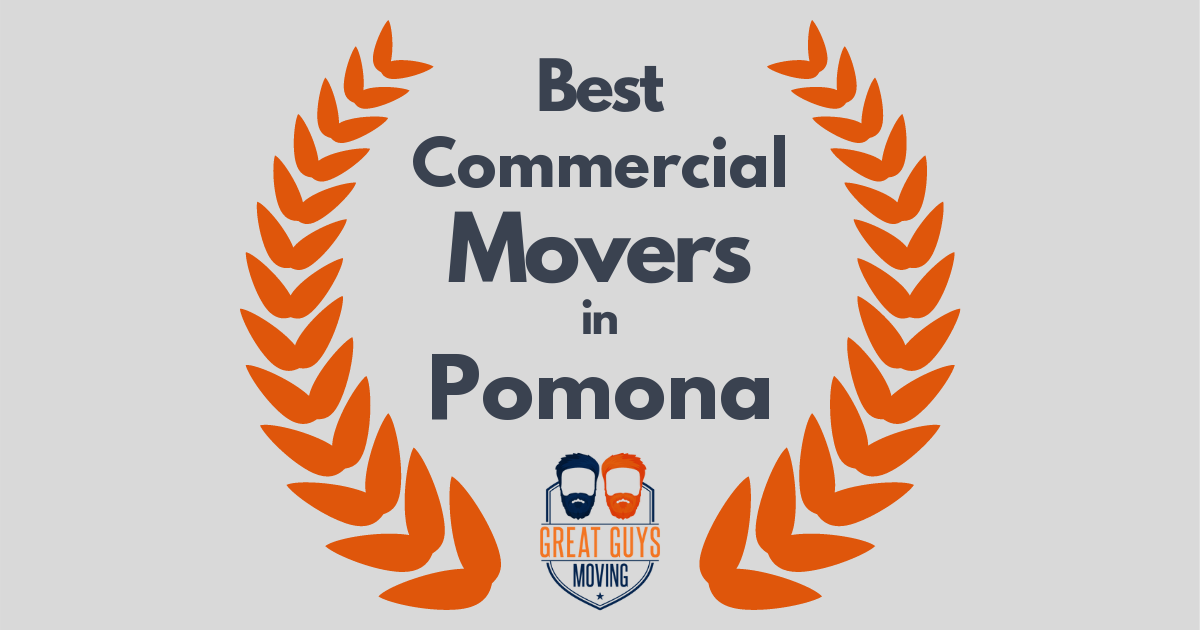 Best Commercial Movers in Pomona, CA