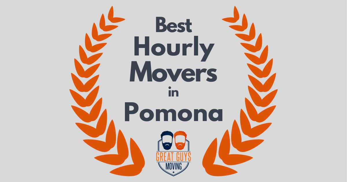Best Hourly Movers in Pomona, CA
