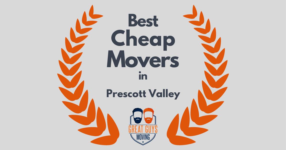 Best Cheap Movers in Prescott Valley, AZ
