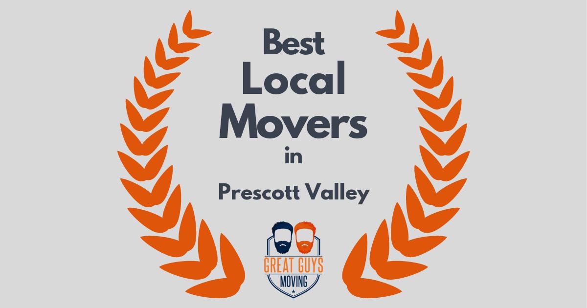 Best Local Movers in Prescott Valley, AZ
