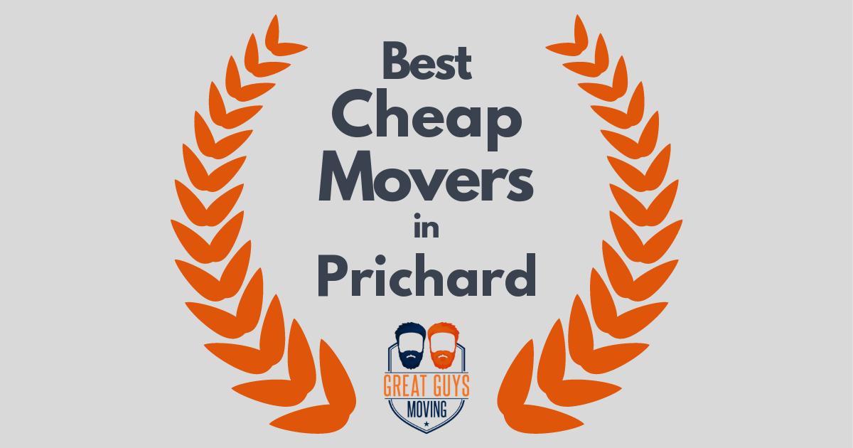 Best Cheap Movers in Prichard, AL