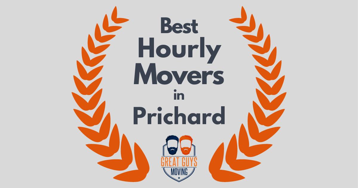 Best Hourly Movers in Prichard, AL