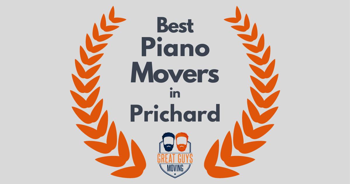 Best Piano Movers in Prichard, AL