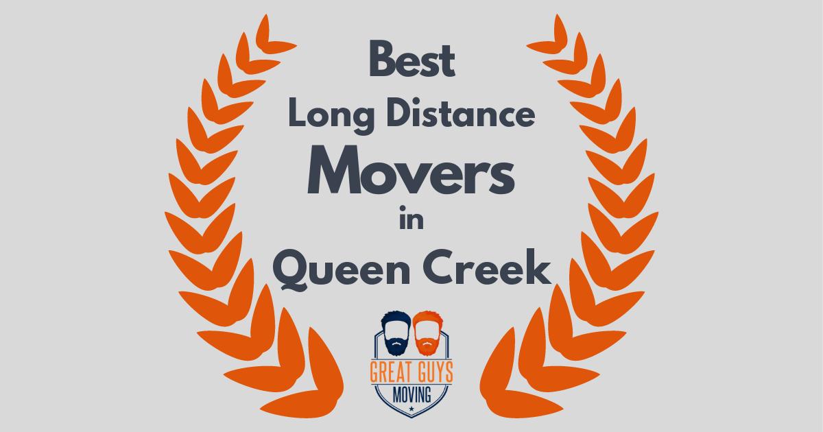 Best Long Distance Movers in Queen Creek, AZ