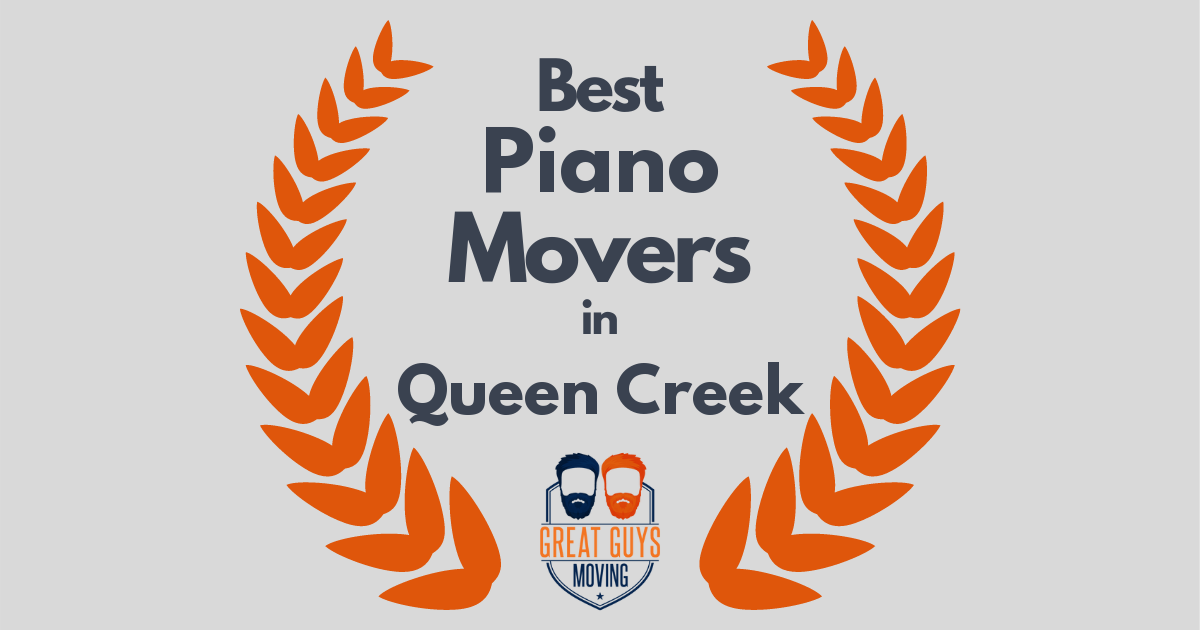 Best Piano Movers in Queen Creek, AZ