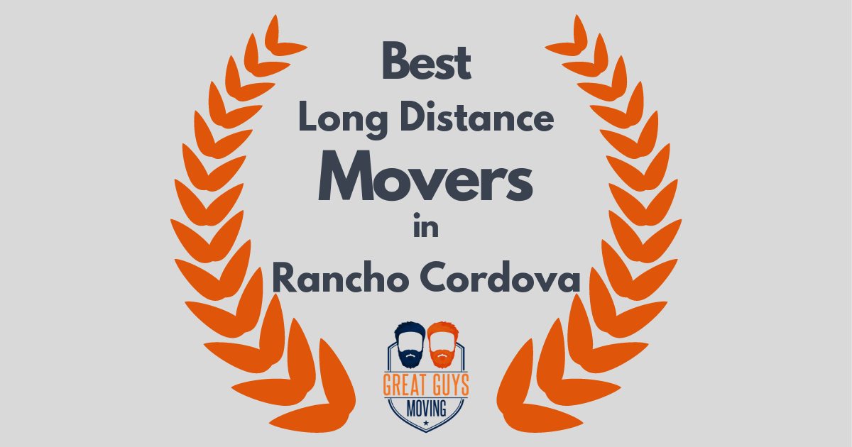 Best Long Distance Movers in Rancho Cordova, CA