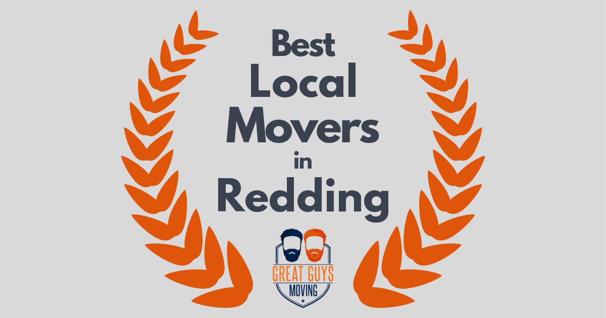 Best Local Movers in Redding, CA