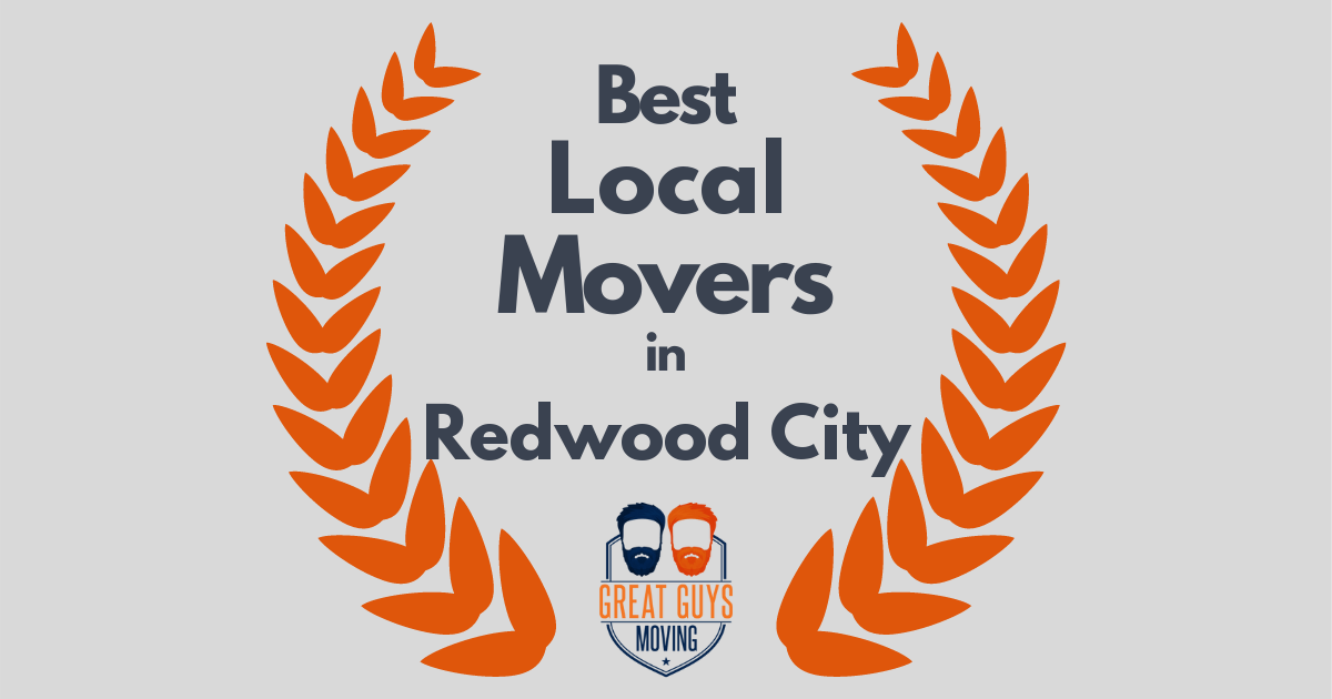 Best Local Movers in Redwood City, CA