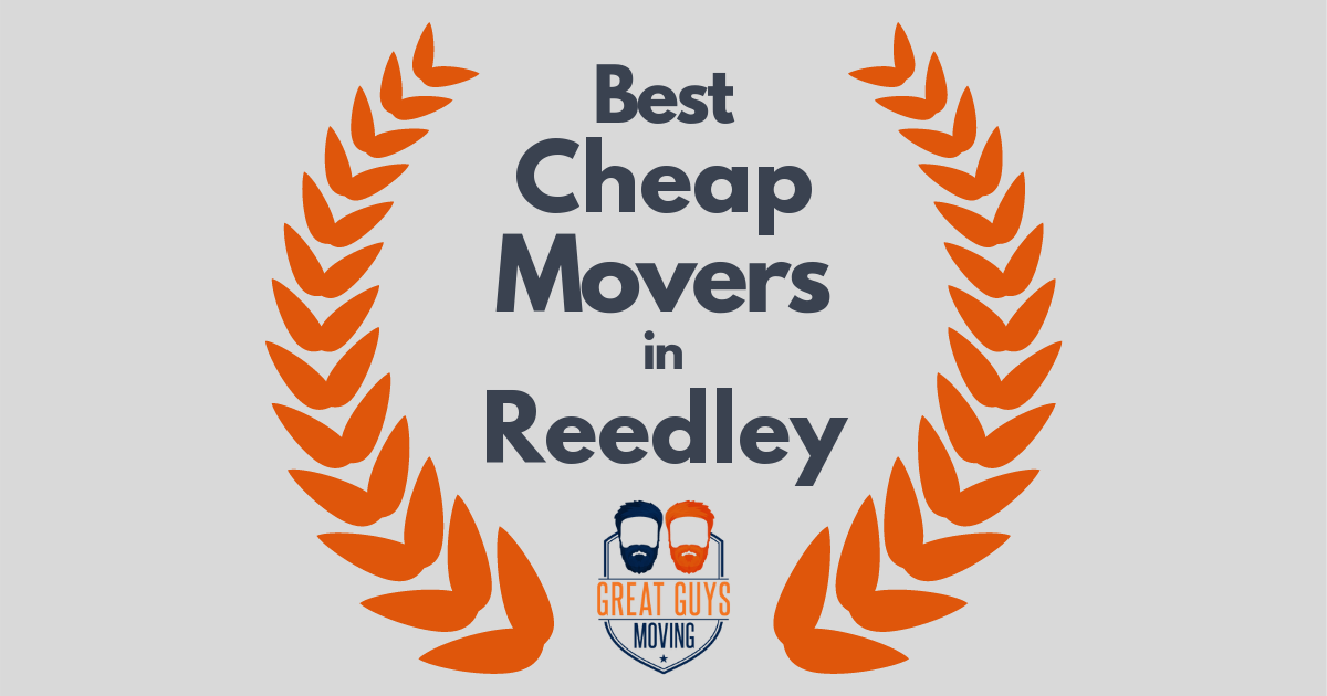Best Cheap Movers in Reedley, CA