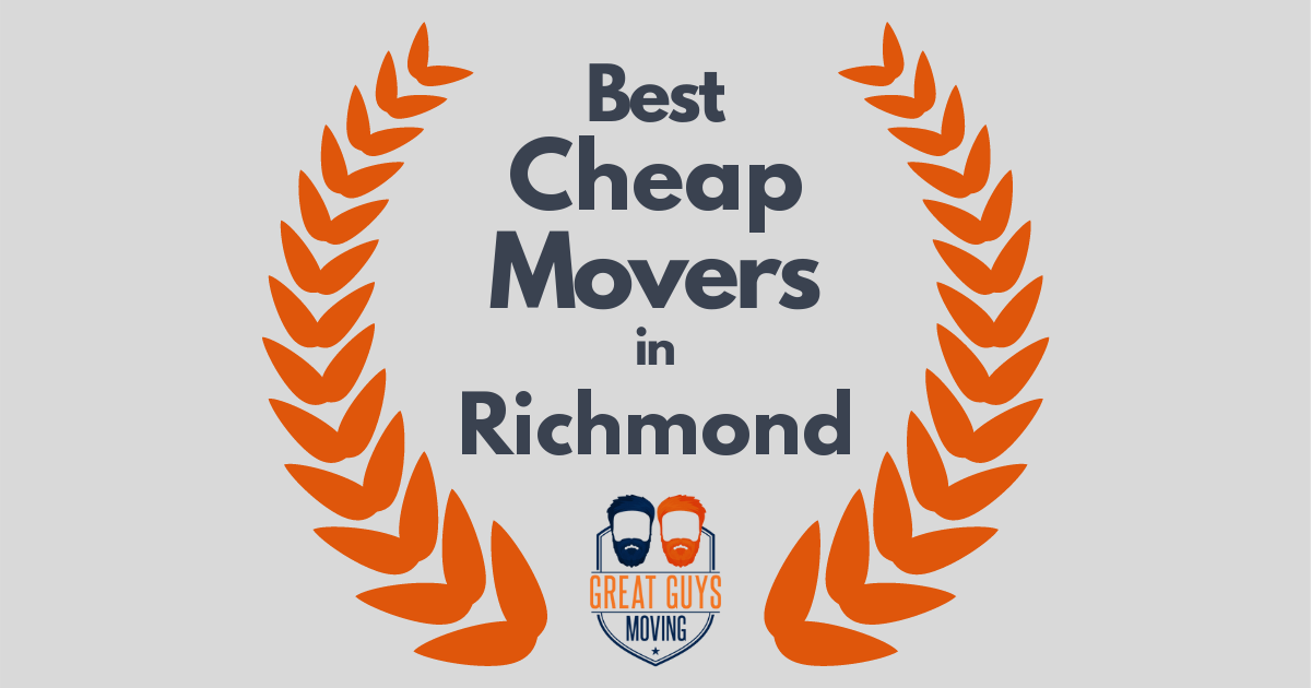 Best Cheap Movers in Richmond, CA