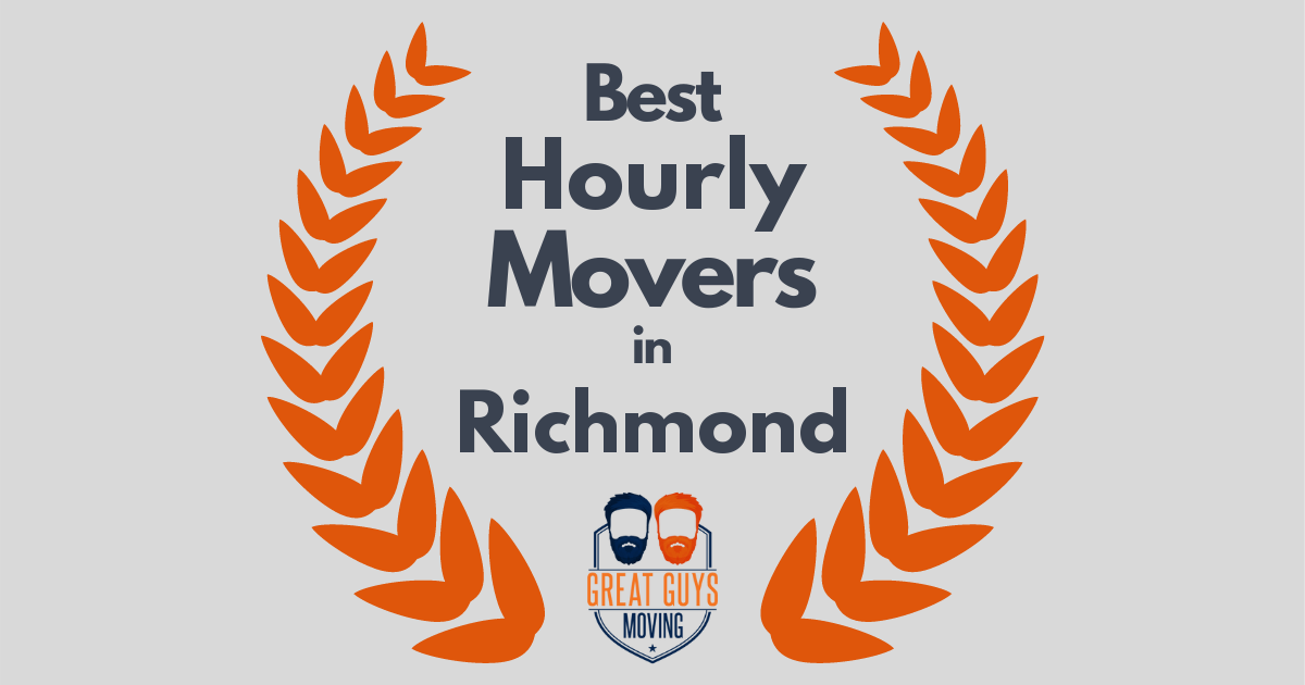 Best Hourly Movers in Richmond, CA