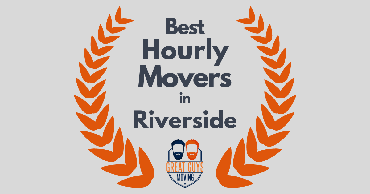 Best Hourly Movers in Riverside, CA