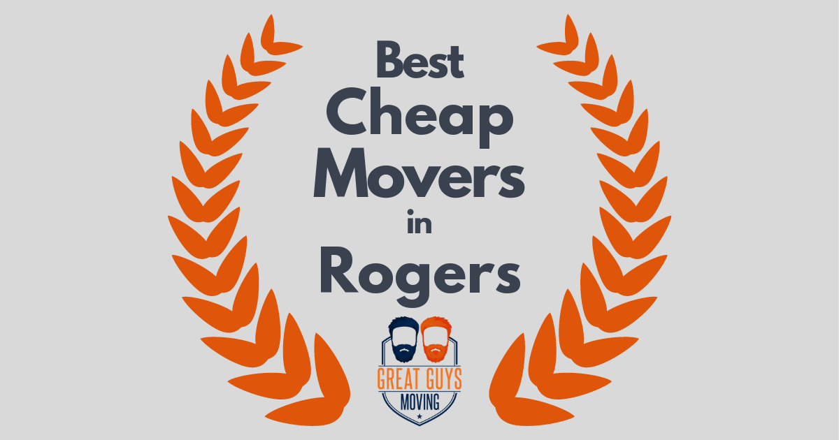 Best Cheap Movers in Rogers, AR