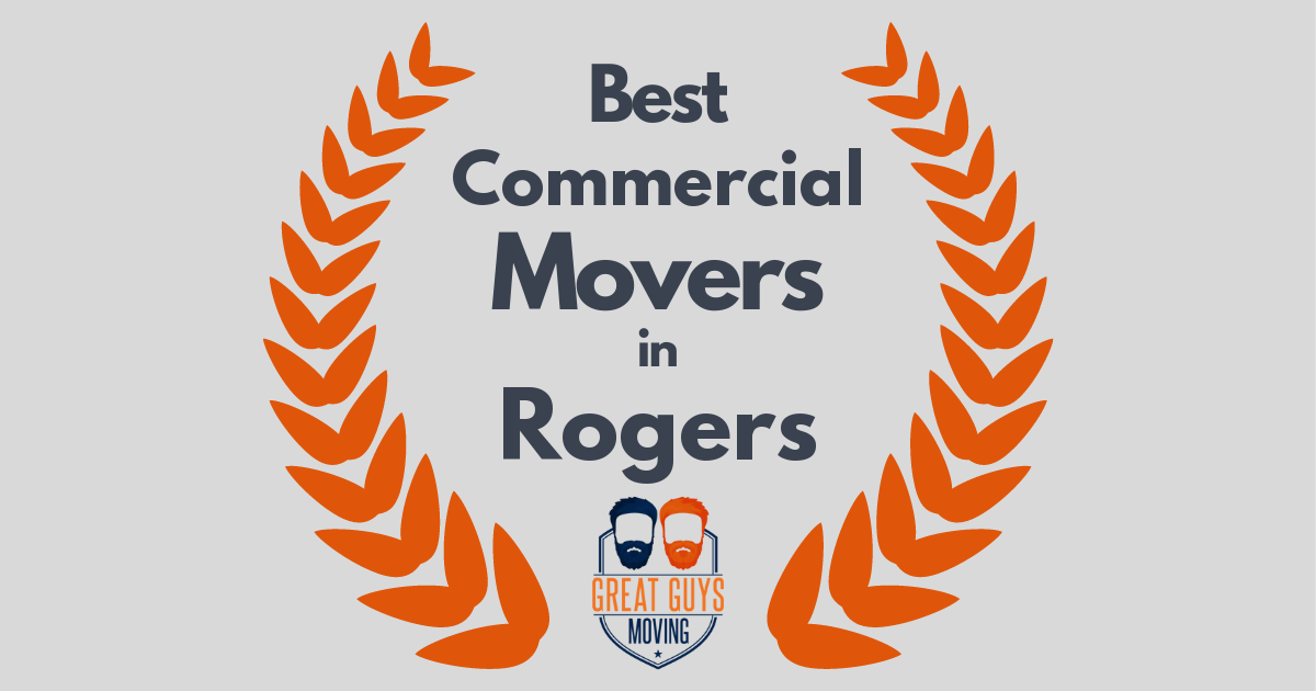 Best Commercial Movers in Rogers, AR