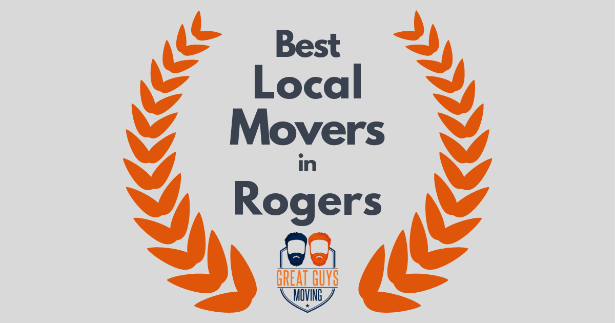 Best Local Movers in Rogers, AR