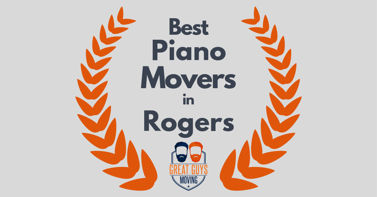 Best Piano Movers in Rogers, AR