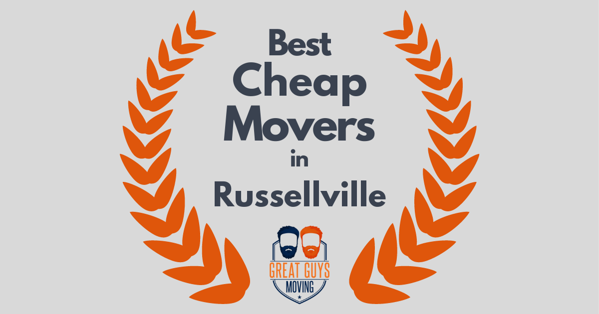 Best Cheap Movers in Russellville, AR
