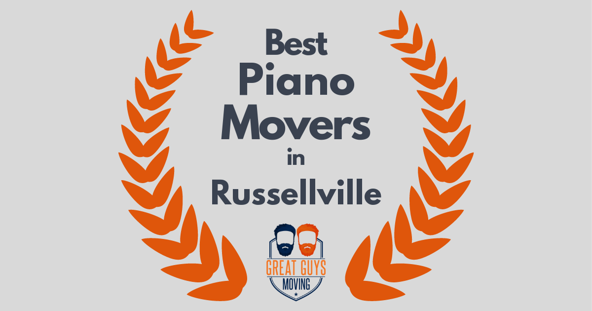 Best Piano Movers in Russellville, AR