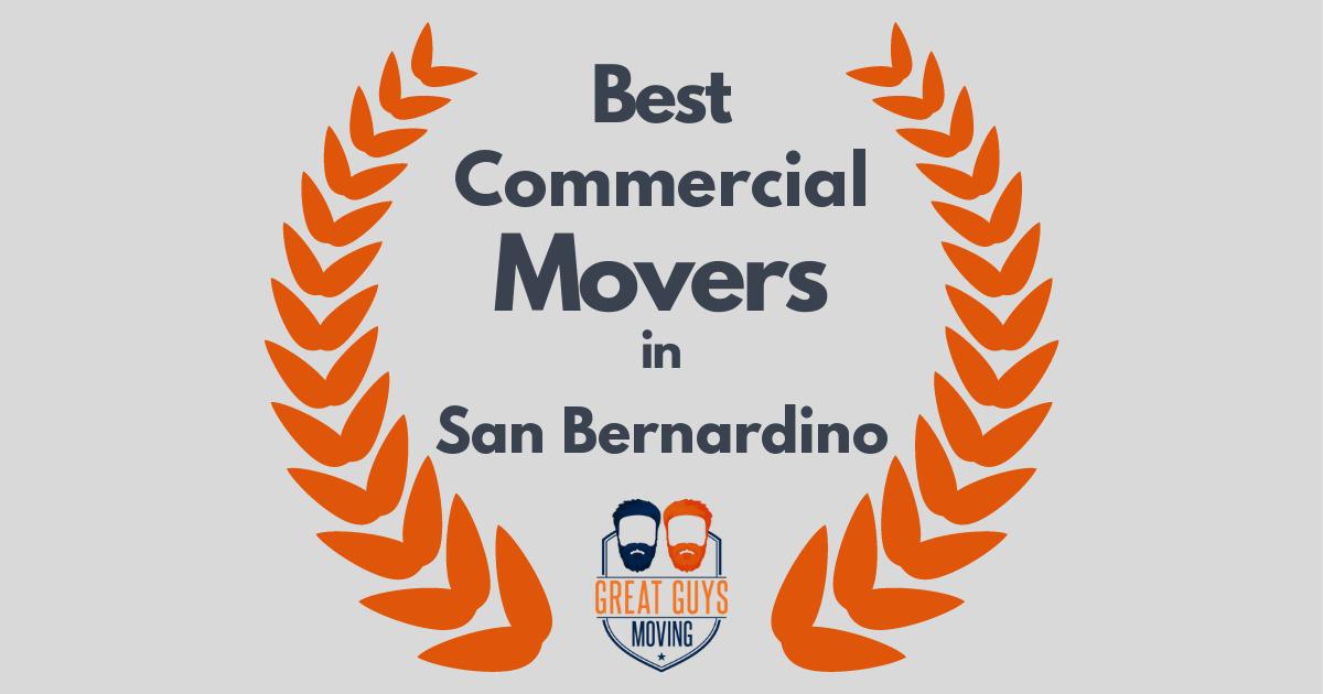 Best Commercial Movers in San Bernardino, CA