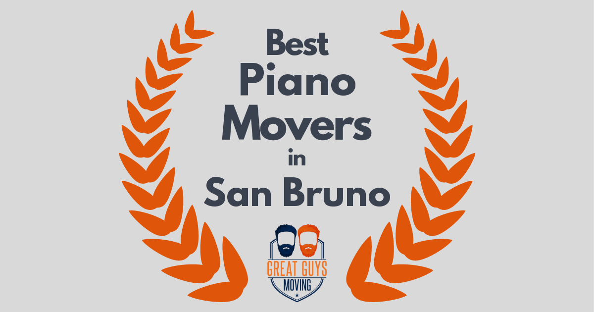 Best Piano Movers in San Bruno, CA