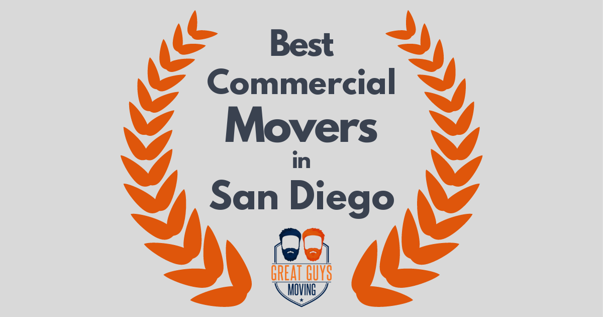 Best Commercial Movers in San Diego, CA