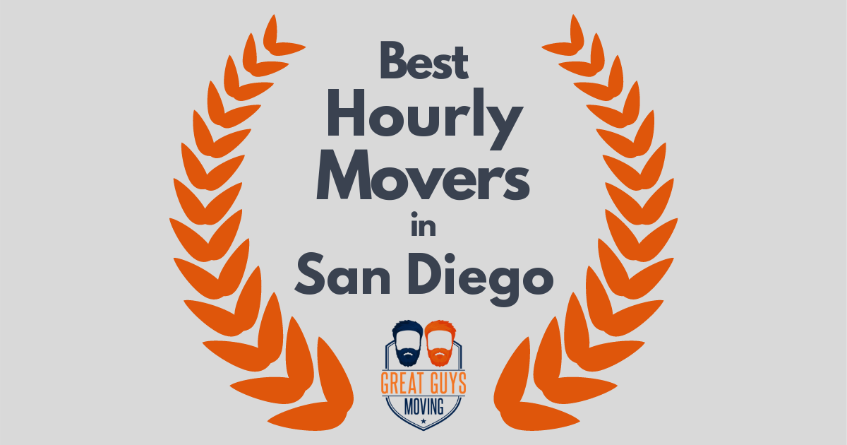 Best Hourly Movers in San Diego, CA