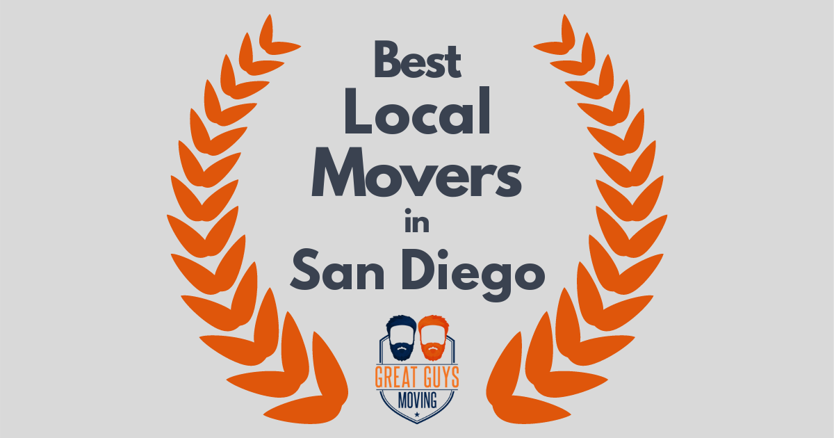 Best Local Movers in San Diego, CA