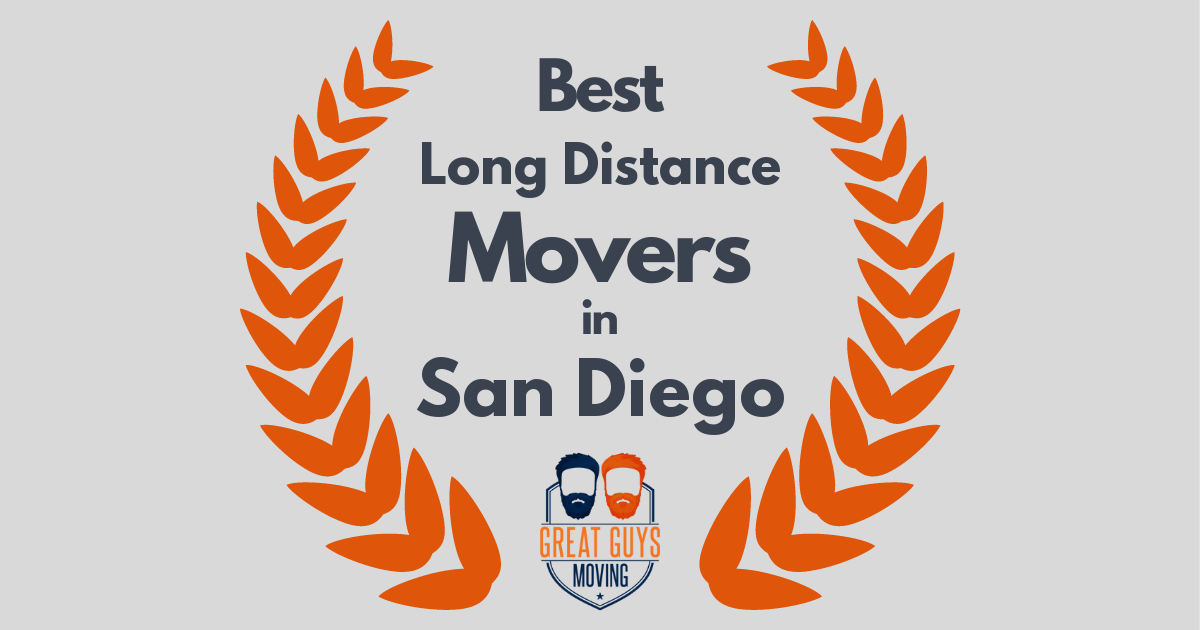 Best Long Distance Movers in San Diego, CA