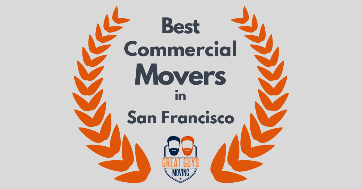 Best Commercial Movers in San Francisco, CA