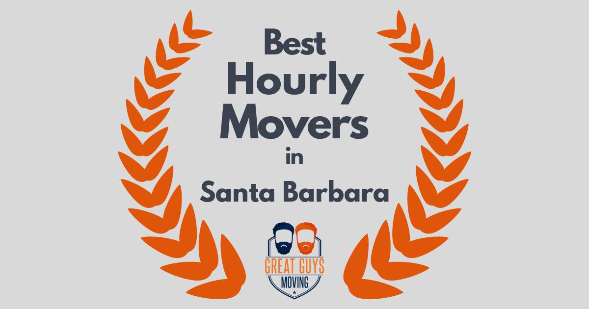 Best Hourly Movers in Santa Barbara, CA