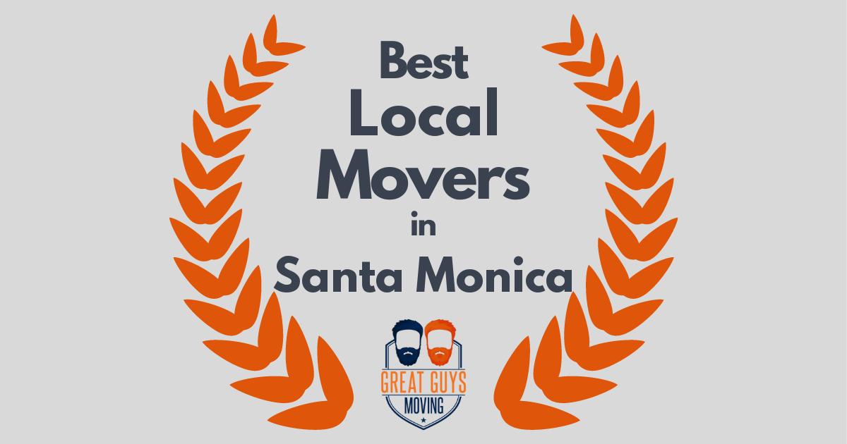 Best Local Movers in Santa Monica, CA