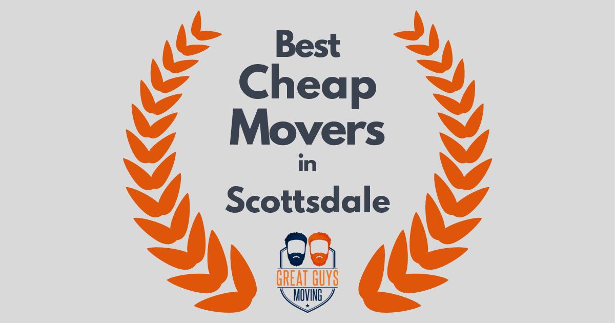 Best Cheap Movers in Scottsdale, AZ