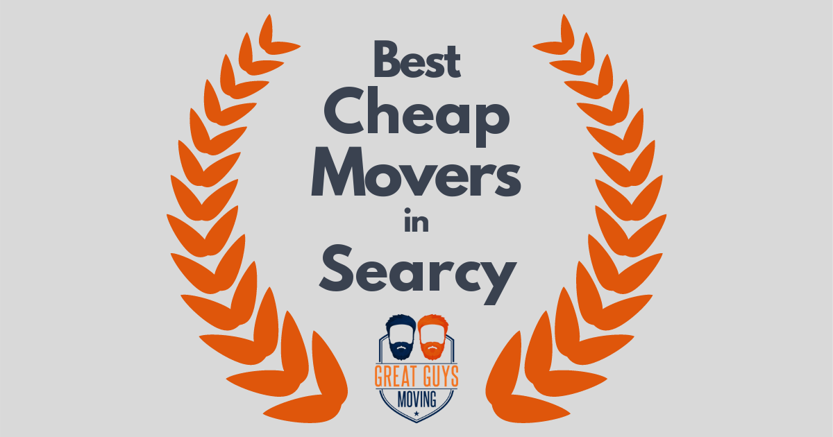 Best Cheap Movers in Searcy, AR