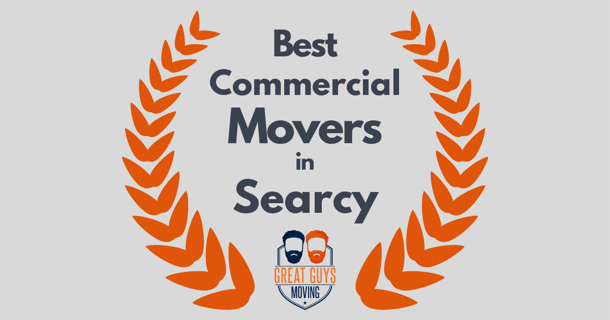Best Commercial Movers in Searcy, AR