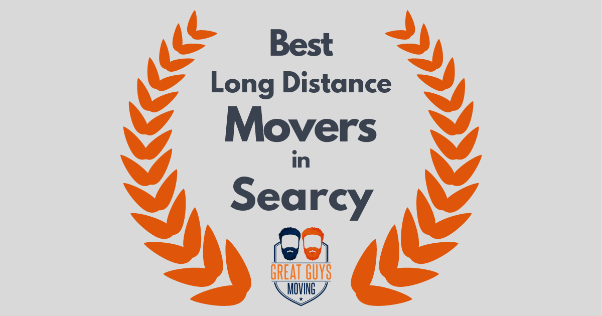 Best Long Distance Movers in Searcy, AR
