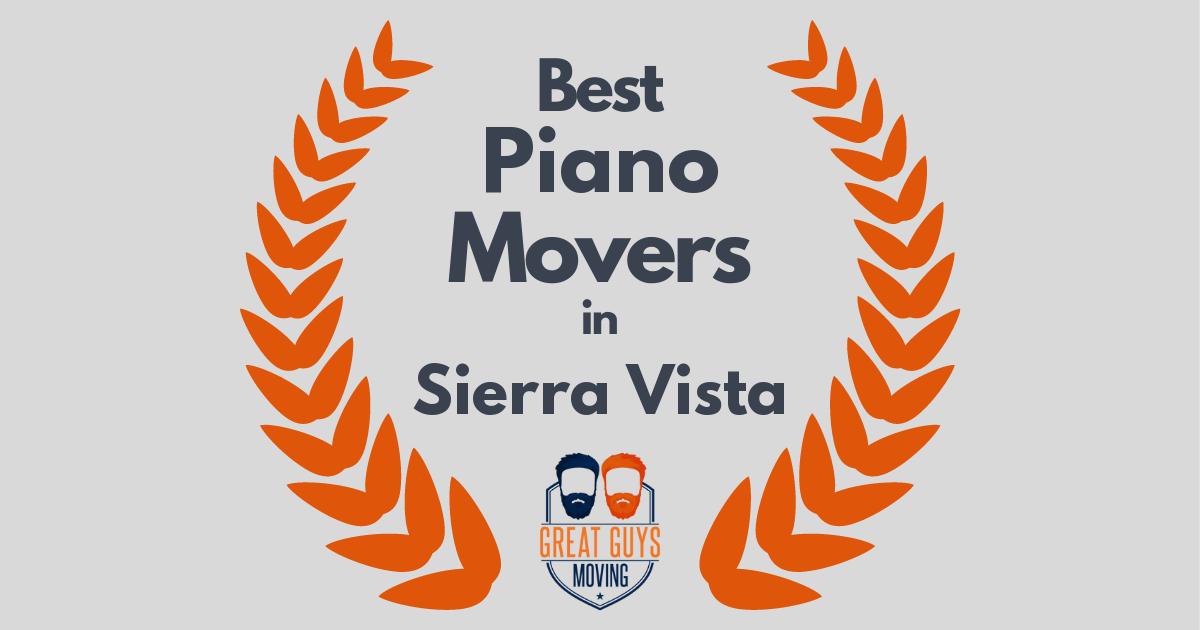 Best Piano Movers in Sierra Vista, AZ
