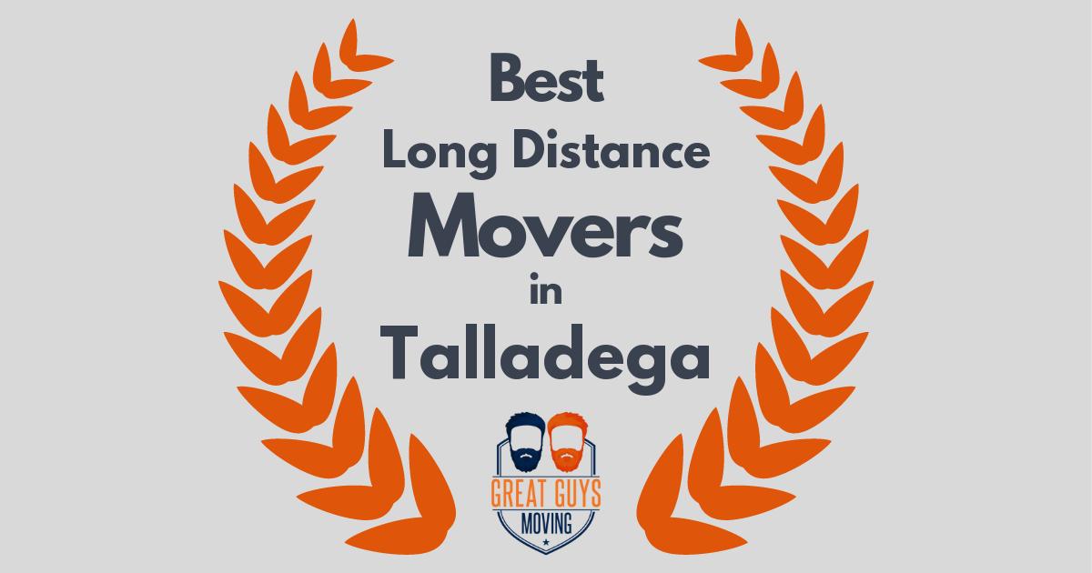 Best Long Distance Movers in Talladega, AL
