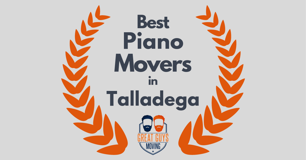 Best Piano Movers in Talladega, AL