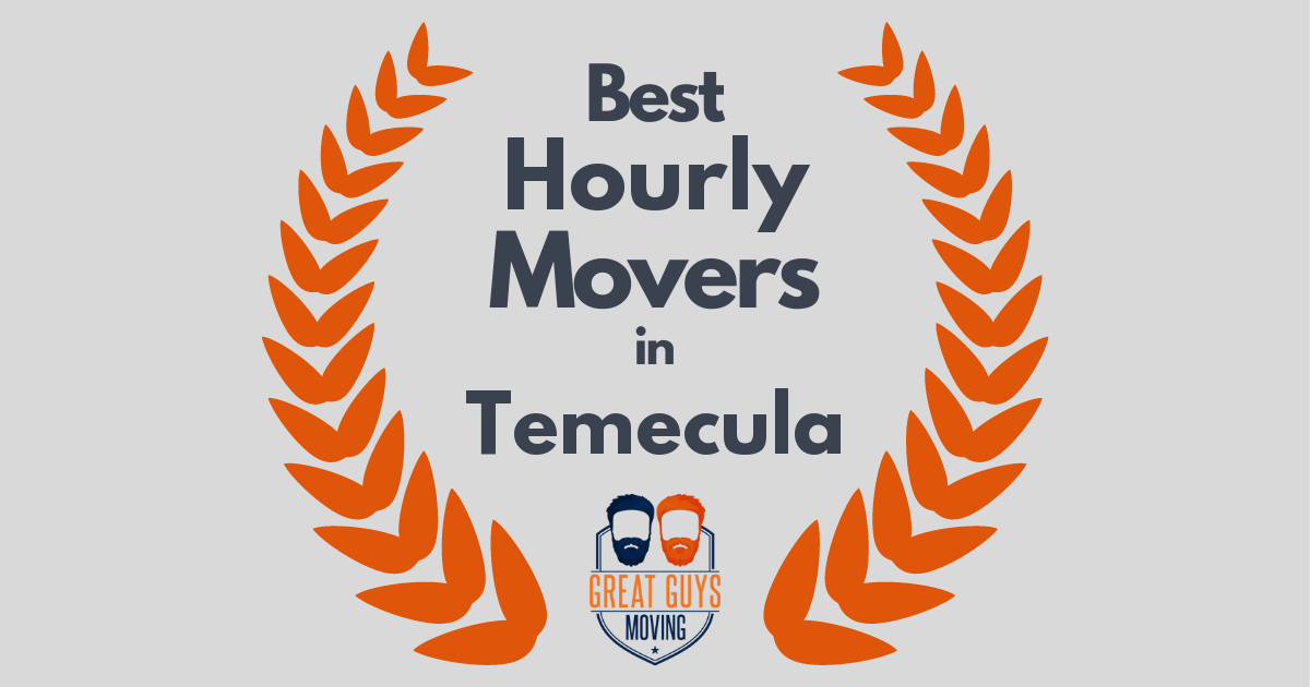 Best Hourly Movers in Temecula, CA