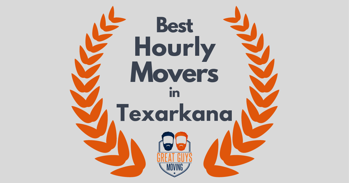 Best Hourly Movers in Texarkana, TX