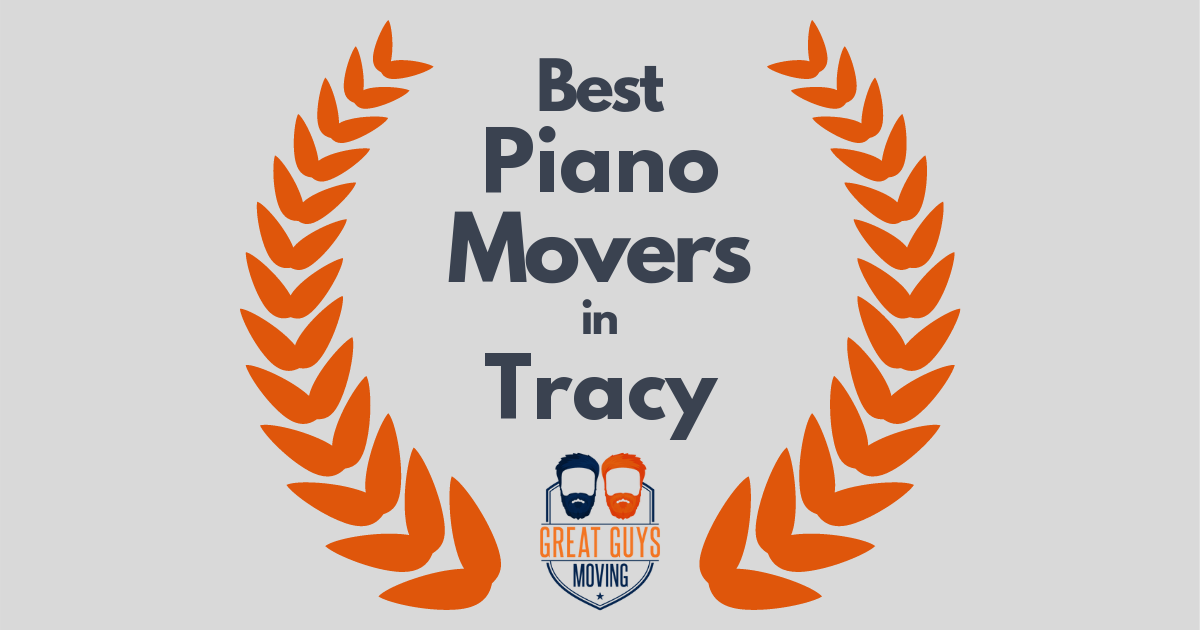 Best Piano Movers in Tracy, CA