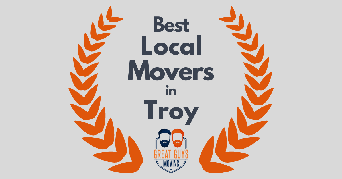 Best Local Movers in Troy, AL