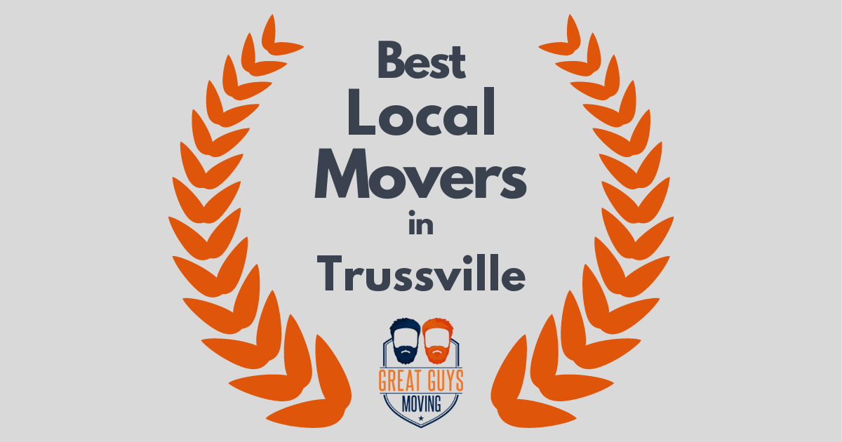 Best Local Movers in Trussville, AL