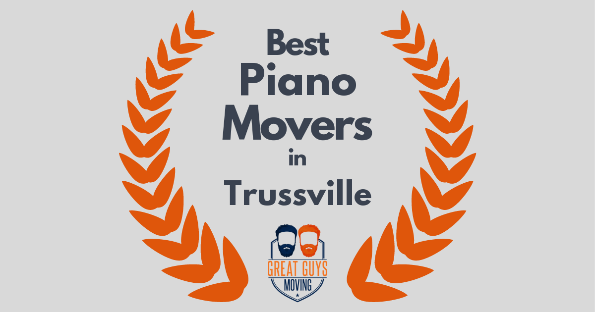 Best Piano Movers in Trussville, AL