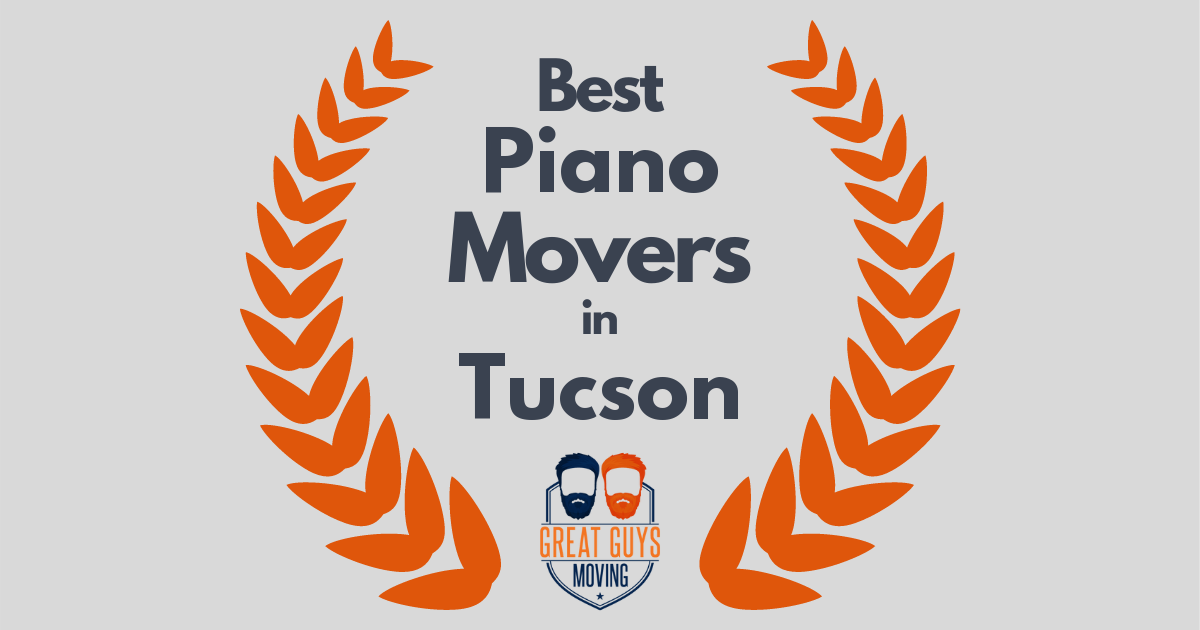 Best Piano Movers in Tucson, AZ